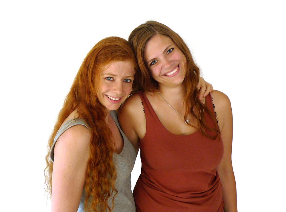 Eliane und Corinne von Escape Room Spiele