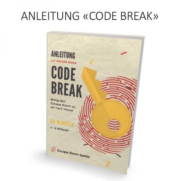 Code Break Anleitung