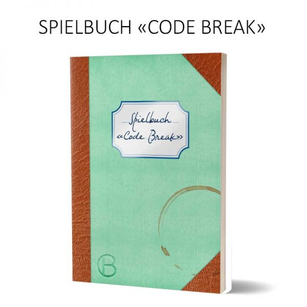 Code Break Spielbuch
