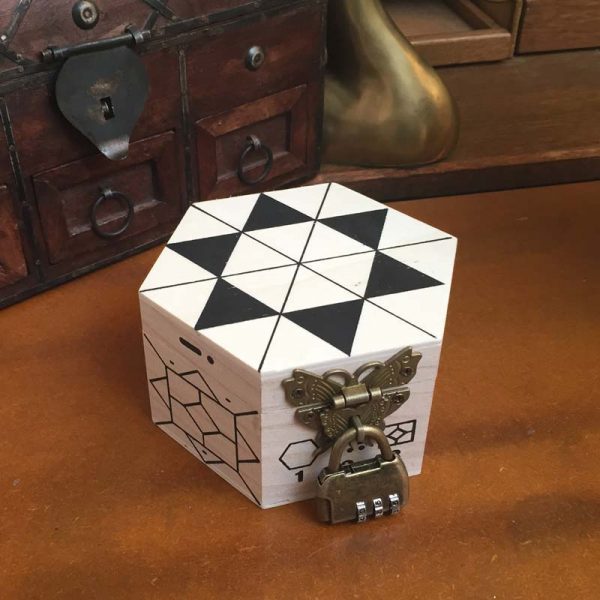 Das Hexagon Rätsel