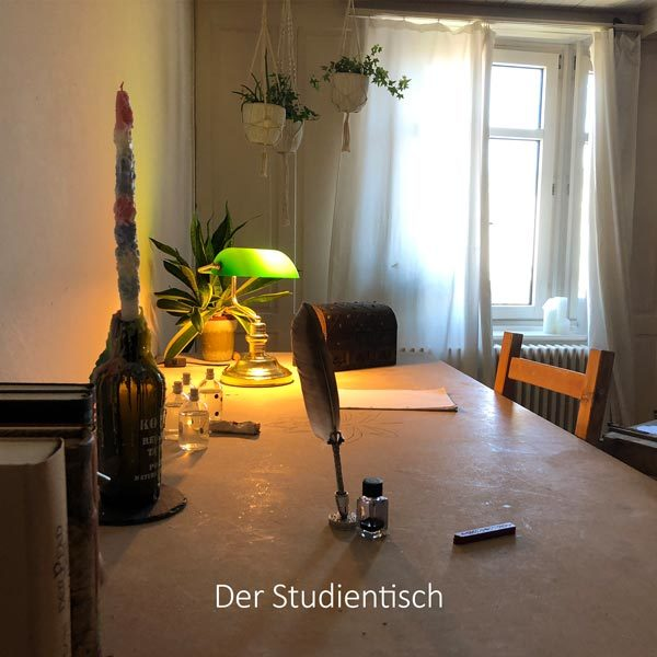 DIY Escape Room - der Tisch