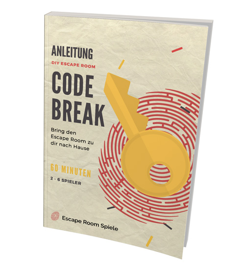 Escape Room Code Break