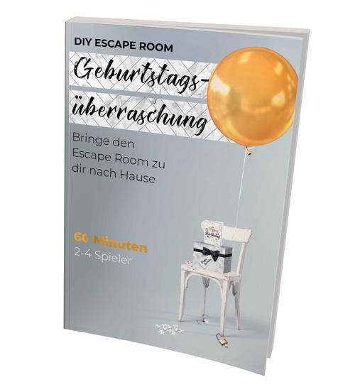 Escape Room Geburtstagsüberraschung