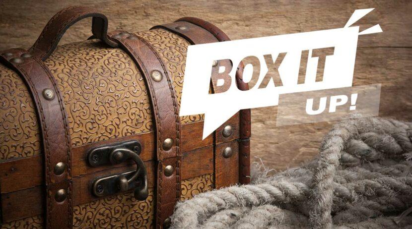 Box it up! Finde die richtige Kiste für deinen Escape Room