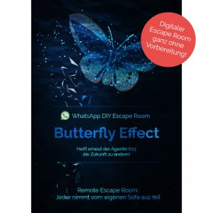 Whatsapp Escape Room - Butterfly Effect