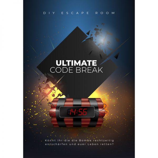 DIY Escape Room – Ultimate Code Break