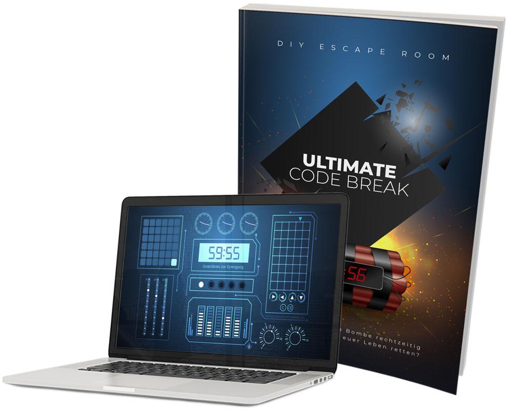 DIY Escape Room Ultimate Code Break